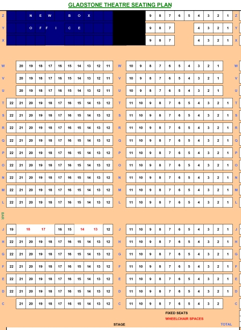 SeatingPlan 1