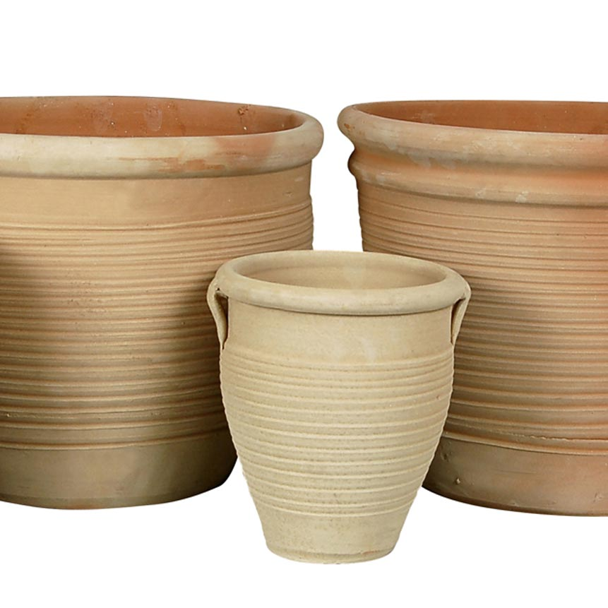 Mims Pottery Terracotta Standard Pot