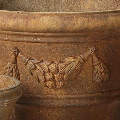 Mims Pottery Roseto Planter