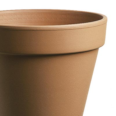 Mims Pottery Terracotta Standard Pot