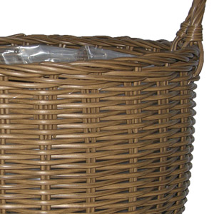 Mims Pottery Wedmore Basket