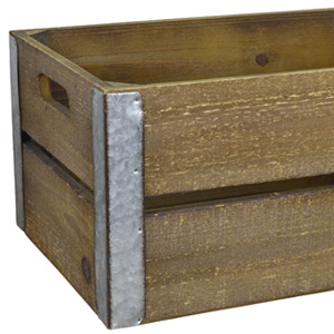 Mims Pottery Vintage Cargo Crate