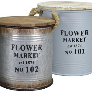 Mims Pottery Market Garden